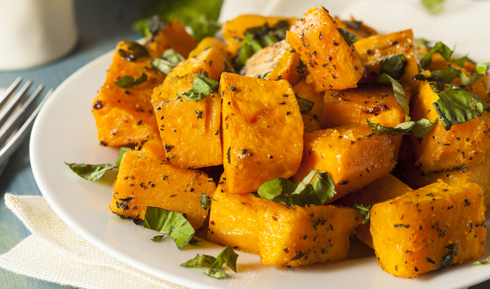 Cheesy Butternut Squash keto recipe