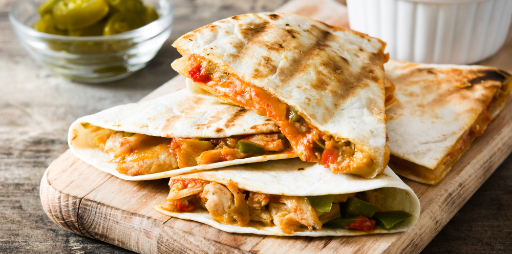 keto quesadillas
